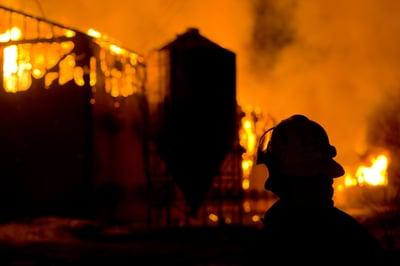 fire-burning-barn-fireman